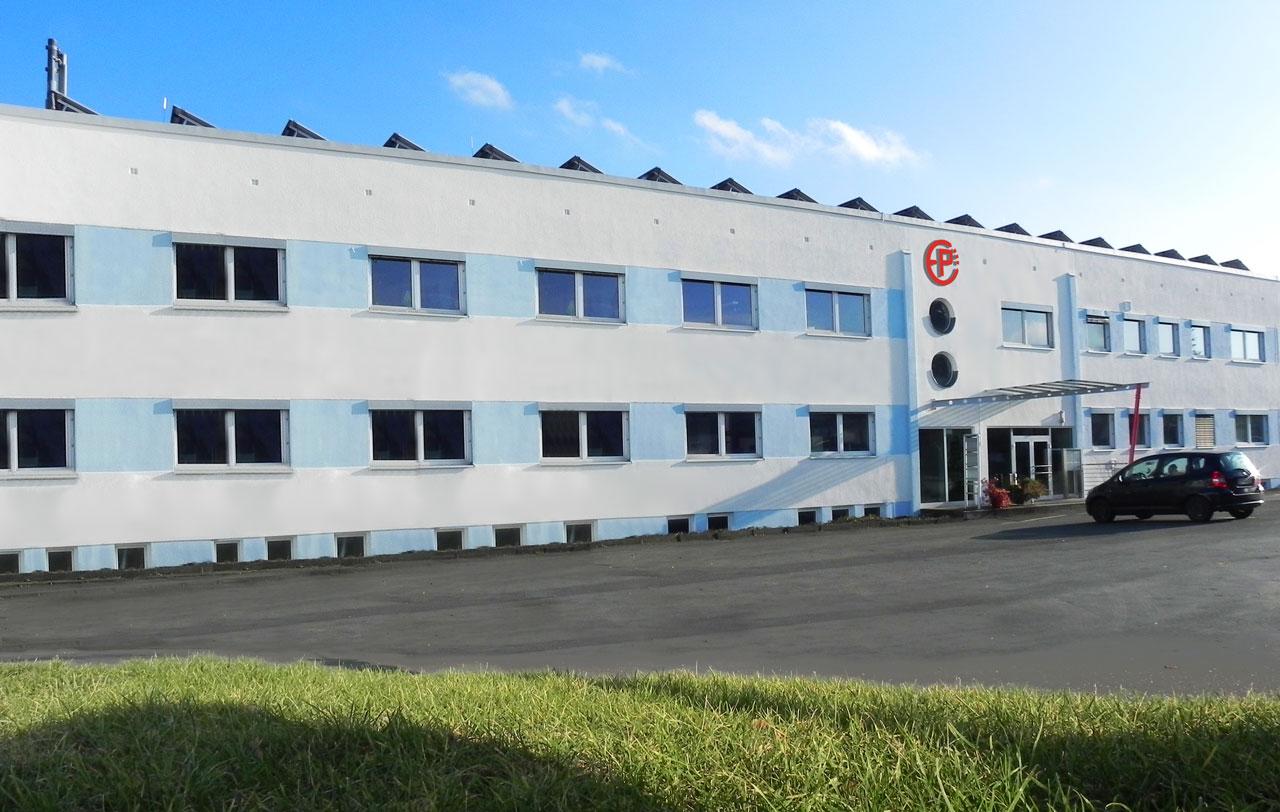 Pantel-Elektronik AG Erlangen